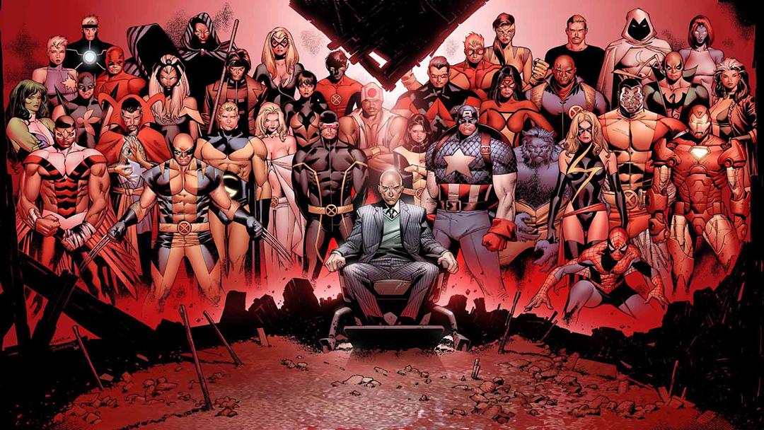 Avengers vs. X-Men House of M