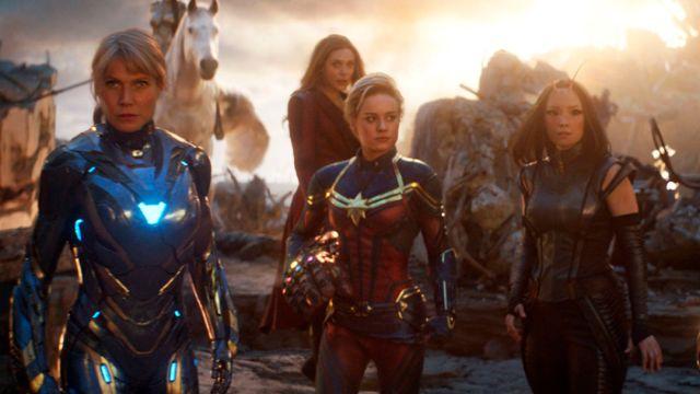 30/08/19 Captain Marvel, Avengers Endgame, Mar-Vell, Traje