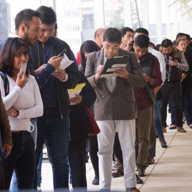 Desemplo en México Poblacion con Estudios Superiores