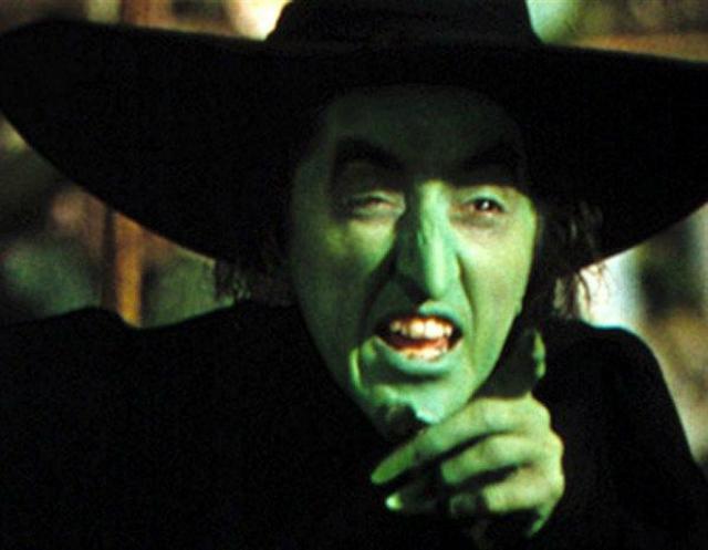 El Mago de Oz La bruja Mala del Oeste