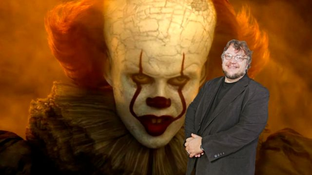 27/08/19 Guillermo del Toro, It, Chapter Two, Cameo