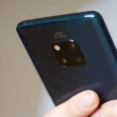 Nuevo teléfono Huawei sin Android