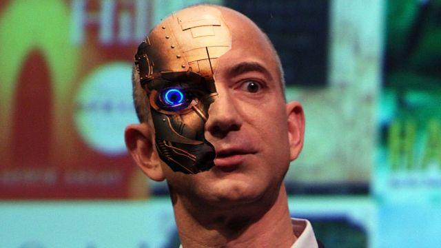 Jeff Bezos Cibernético