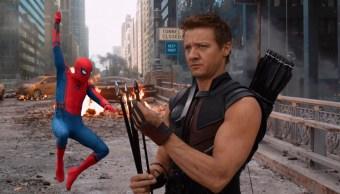 21/08/19 Jeremy Renner, Spider Man, Sony, MCU