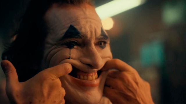 14/08/19 Joker, Joaquin Phoenix, Risa, Película
