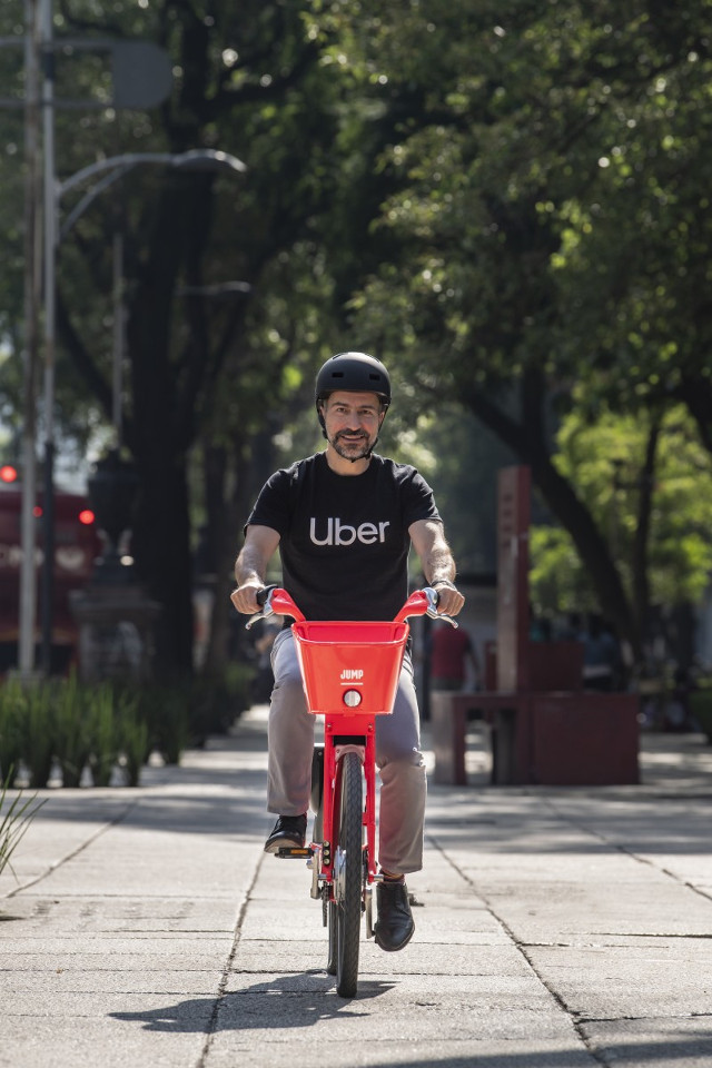 JUMP by Uber mexico