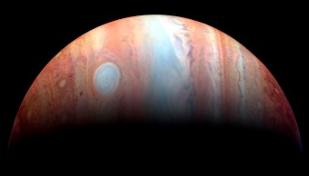 15/08/19 Júpiter, NASA, Planeta, Choque