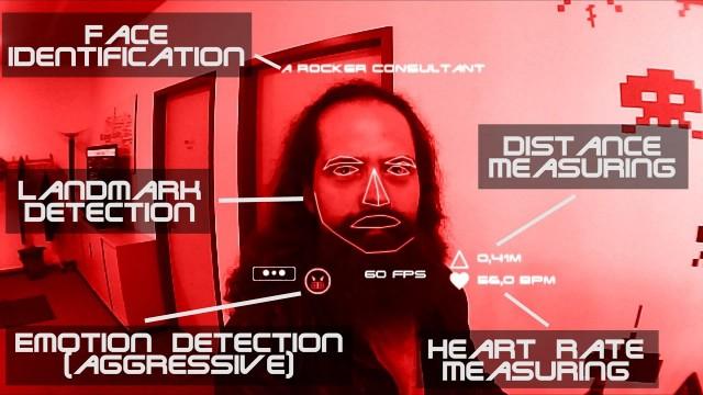 Terminator 2 escáner qué es la realidad aumentada