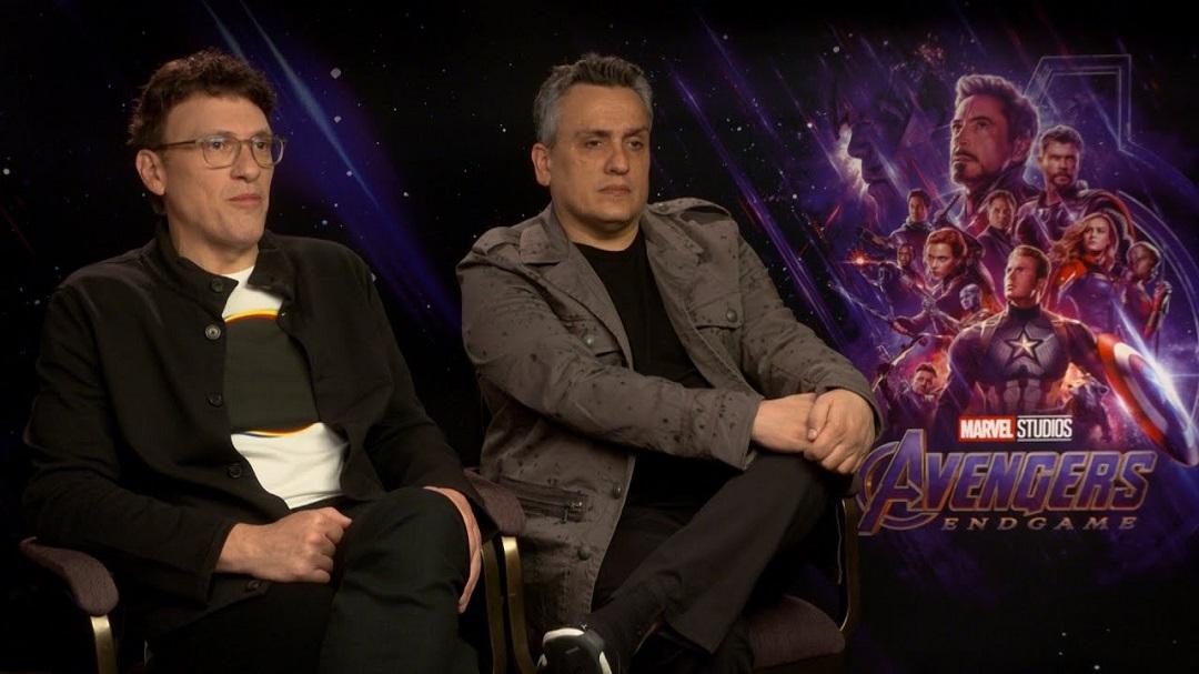 Directores de Avengers Endgame trabajan en proyecto secreto
