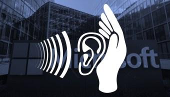 Microsoft Escucha Conversaciones