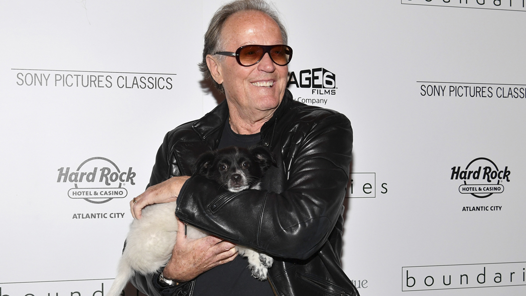 16/08/19 Peter Fonda, Easy Rider, Muere, Actor