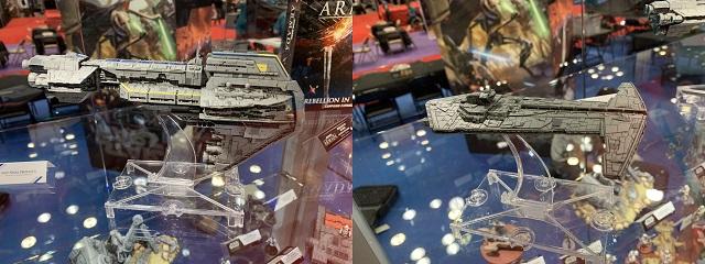 Nueva nave del Episodio XI de Star Wars
