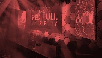 Red Bull Party Evo 2019