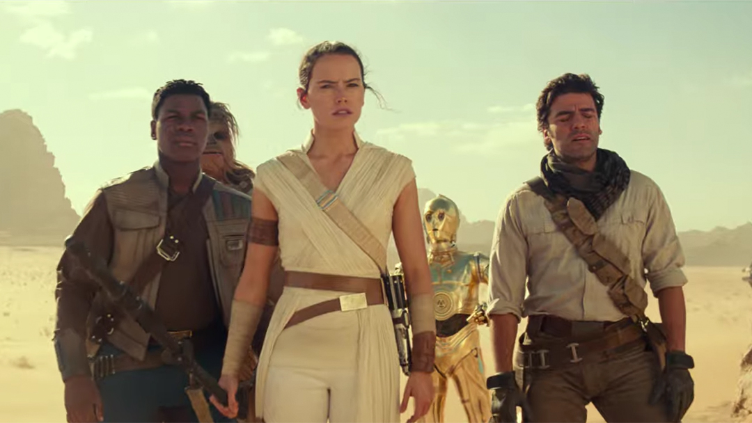 Star Wars-Episodio IX Tráiler