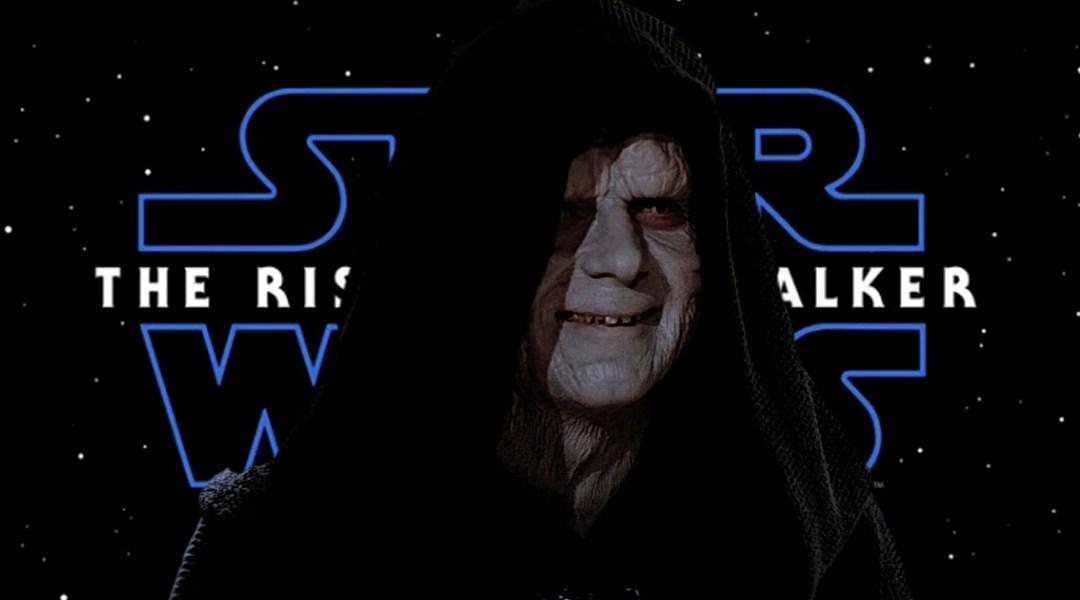 29/08/19 Star Wars, Rise Of Skywalker, JJ Abrams, Emperador Palpatine