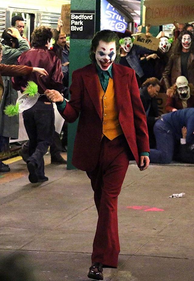 The Joker Secuela de Joaquin Phoenix