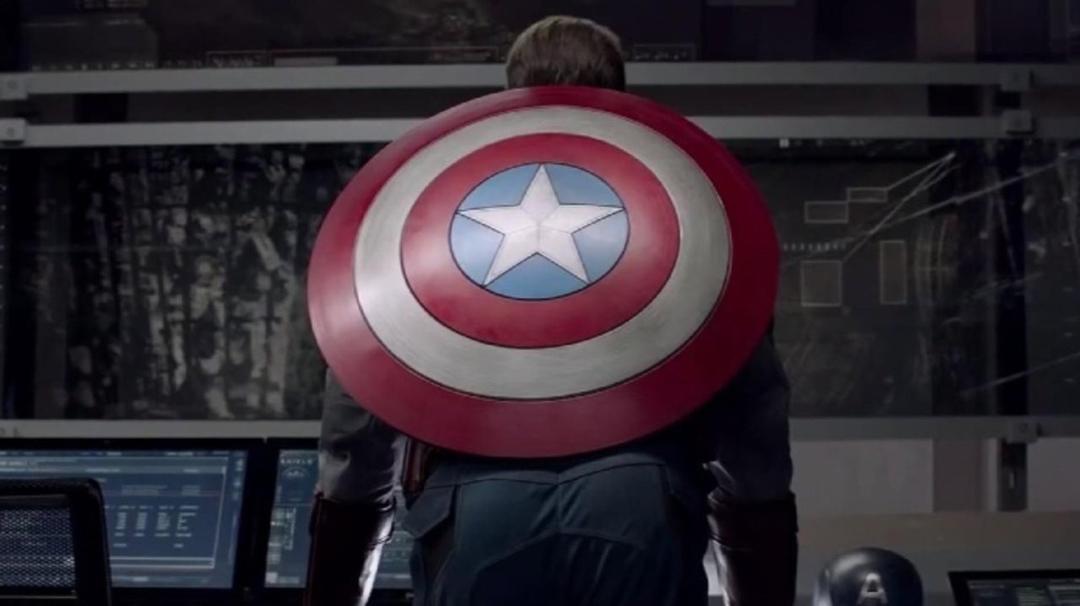 Trasero Capitán América