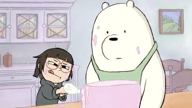 16/08/19 We Bare Bears, Mi Vecino Totoro, Escandolosos, Homenaje