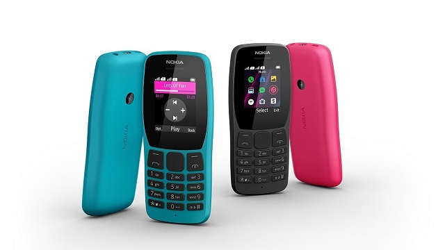 Nuevos feature phones de Nokia