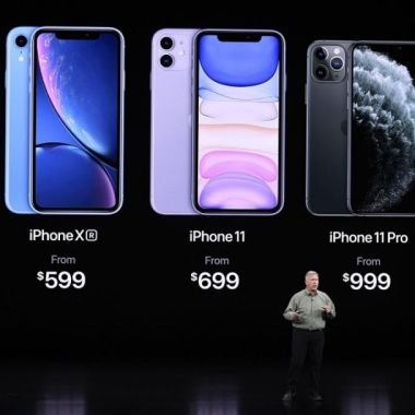 Easter egg en Apple Presentación iPhone 11