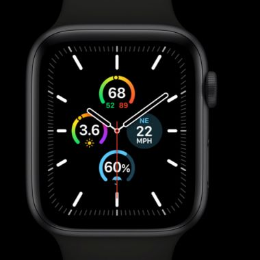 10/09/19, Apple Watch, Apple Watch Series 5, Keynote
