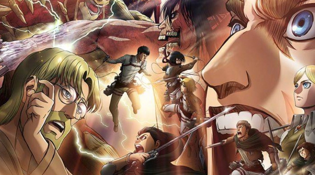11/09/19, Attack On Titan, Shingeki No Kyojin, Libro Arte, 3D