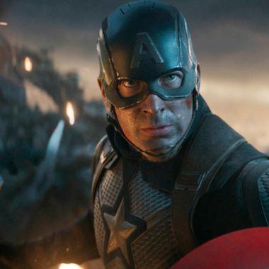 23/09/19, Avengers Endgame, Captain America, Chris Evans, MCU