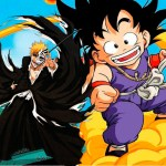 18/09/19, Dragon Ball, Tite Kubo, Bleach, Ilustración