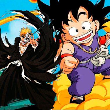 18/09/19, Dragon Ball, Tite Kubo, Bleach, Ilustración
