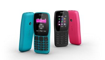 Nuevos Feature Phones Nokia