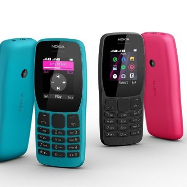 Nuevos Feature Phones Nokia