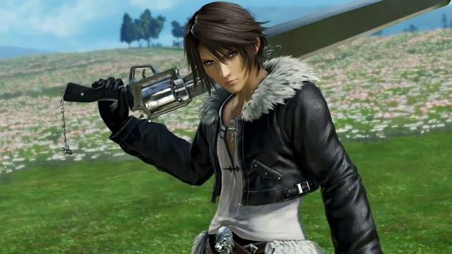 01/09/19 Final Fantasy VIII, Remasterización, Censura, PS4