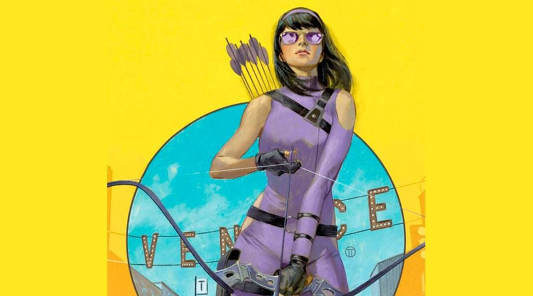 09/09/19, Hawkeye, Kate Bishop, Hailee Steinfeld, Serie