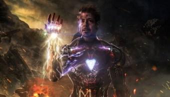 Iron Man Guantelete