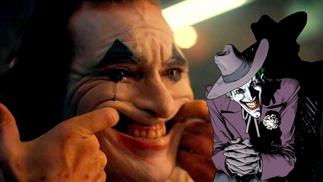 01/09/19 Joker, Killing Joke, The Man Who Laughs, Película