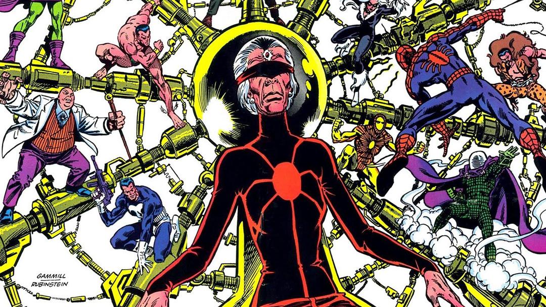 26/09/19, Madame Web, Spiderman, Morbius, Película