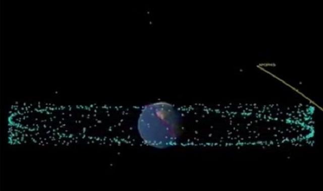 Asteroide Apophis en 2029