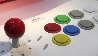 Neo Geo Arcade Stick Pro SNK Títulos