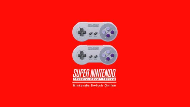 04/09/19, Nintendo Switch, Super Nintendo, Switch Online, Juegos