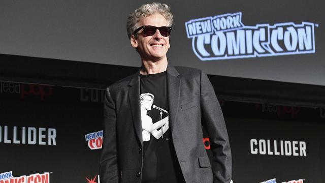 03/09/91, Peter Capaldi, The Suicide Squad, Doctor Who, Película