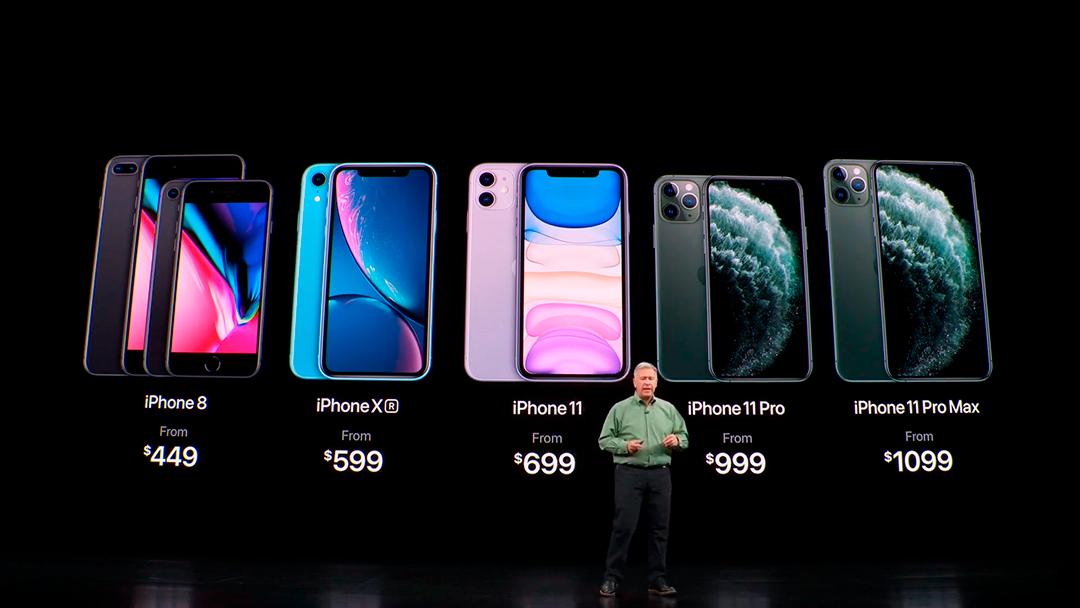 Precios México iPhone 11