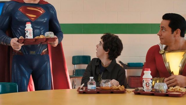 06/06/19, Shazam, Zachary Levy, Superman, Henry Cavill