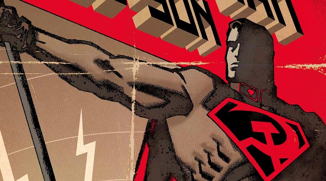 19/09/19, Superman, Red Son, Imagen Oficial, Película