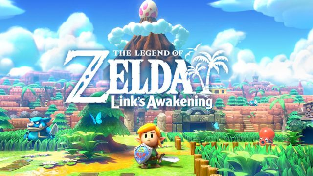11/09/19, The Legend of Zelda, Link's Awakening, Remake, Tráiler