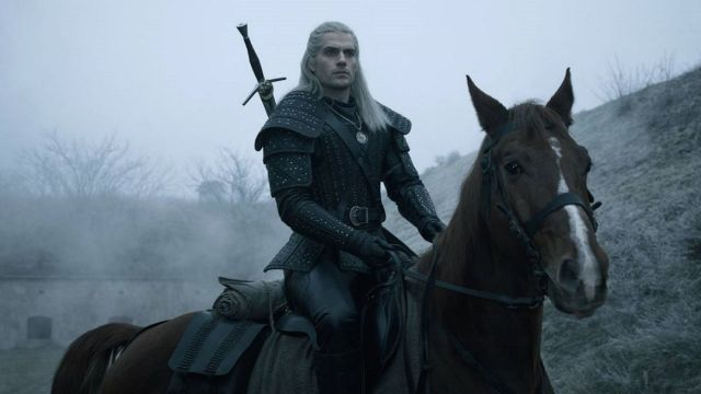 The Witcher Serie Animada Netflix