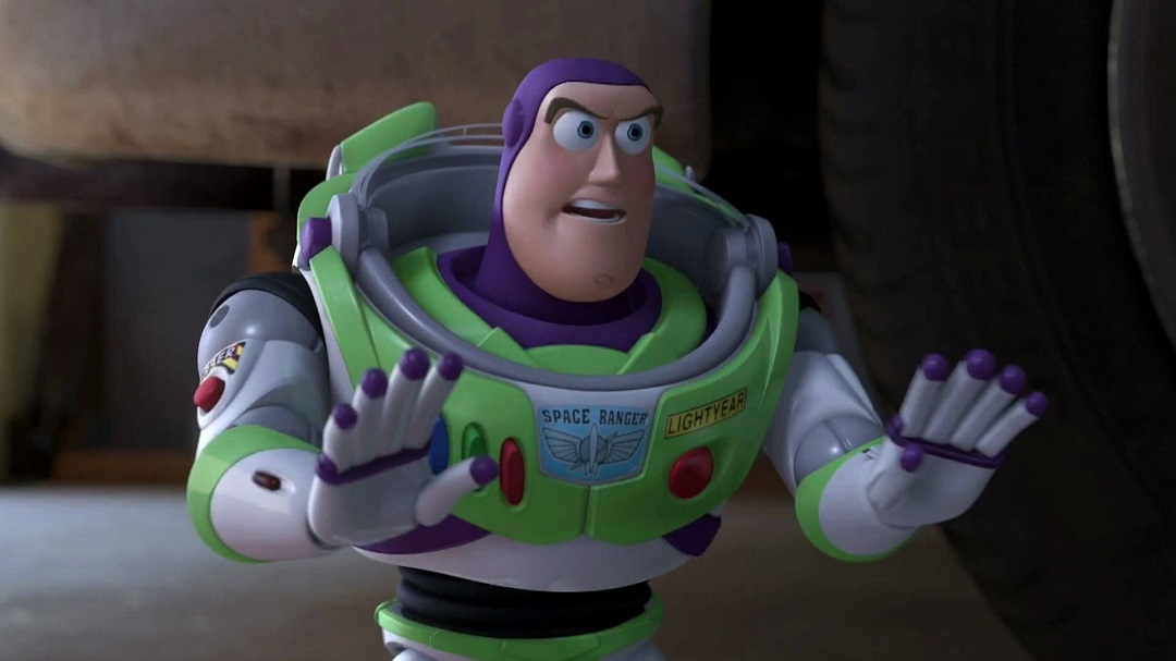 Toy Story 4 Buzz Lightyear
