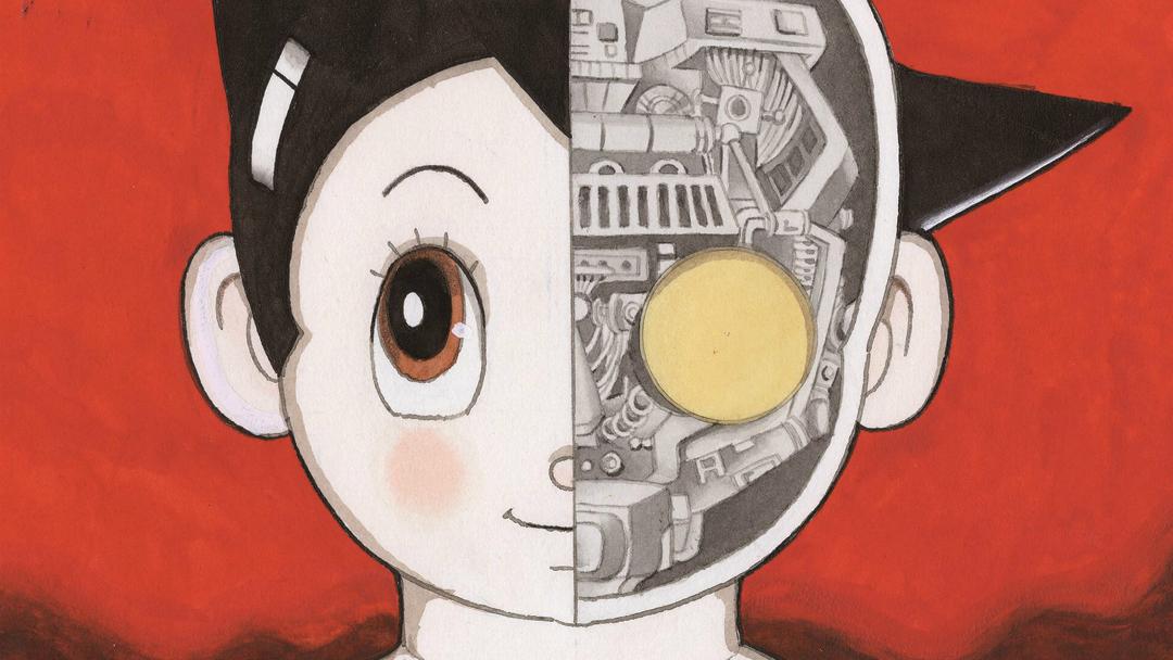 Astro Boy Tezuka