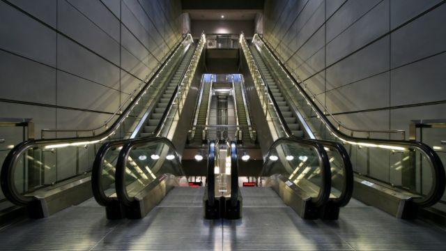 Escaleras eléctricas por qué las usamos mal