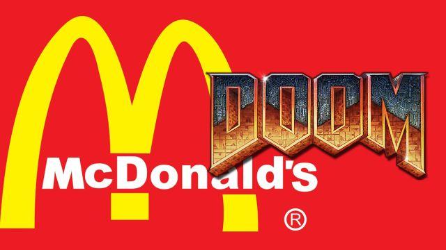02/09/19, Doom, McDonalds, Emular, Caja Registradora