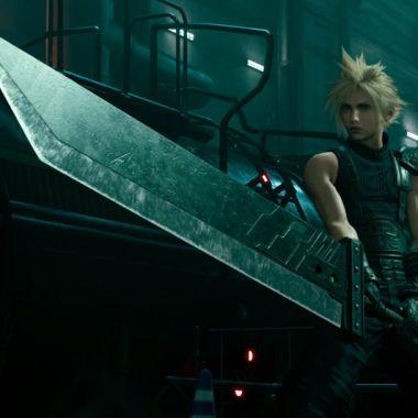 11/10/19, Final Fantasy, PlayStation 4, Remake, Demo